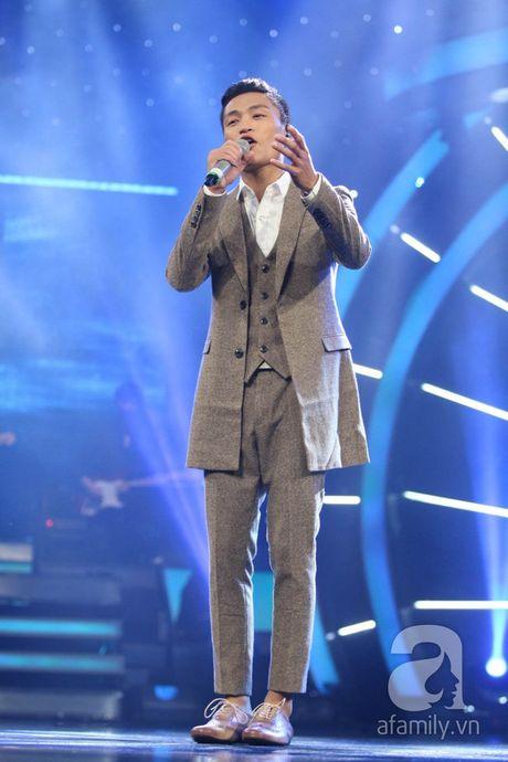 """Co dau Philippines"" gay ngo ngang va than phuc trong Chung ket Vietnam Idol - Anh 7"