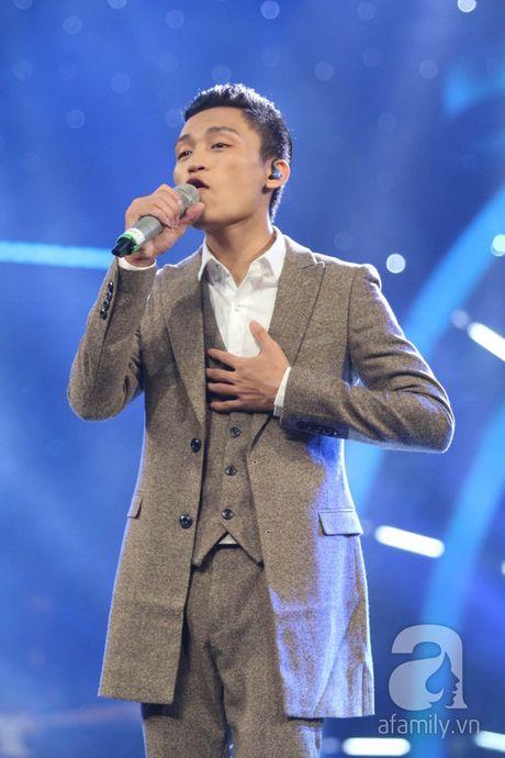 """Co dau Philippines"" gay ngo ngang va than phuc trong Chung ket Vietnam Idol - Anh 8"