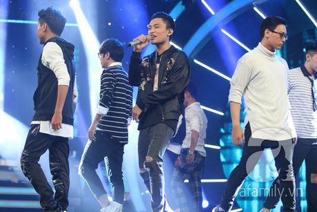 """Co dau Philippines"" gay ngo ngang va than phuc trong Chung ket Vietnam Idol - Anh 9"