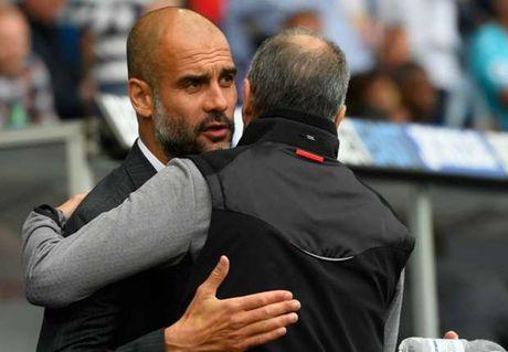 Pep Guardiola: 'Man City không dễ lọt Top 4'