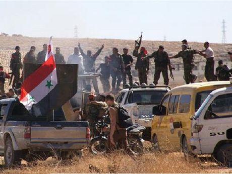 Quân đội Syria giải phóng hoàn toàn một quận chiến lược ở Aleppo