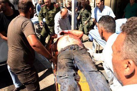 Phe nổi dậy Syria tấn công thành phố Aleppo