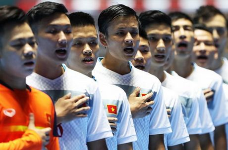 Giai thuong Futsal World Cup: Futsal Viet Nam duoc vinh danh - Anh 1
