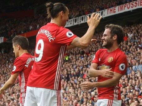 Video xem truc tiep tran Manchester United - Stoke City - Anh 1