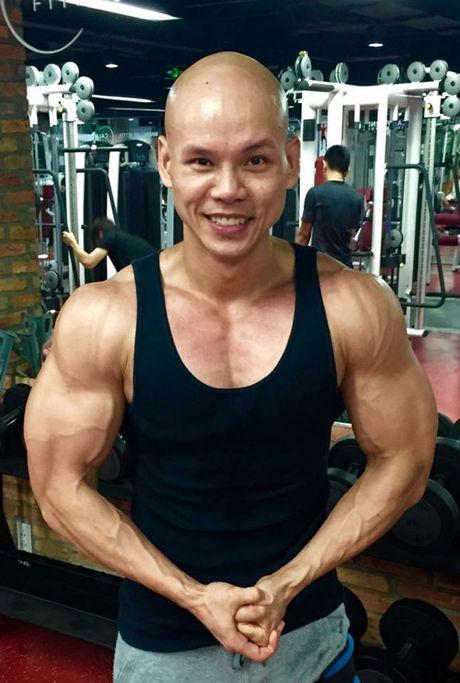 Choang vi body nhu luc si cua Ung Hoang Phuc va loat sao nam Viet - Anh 1