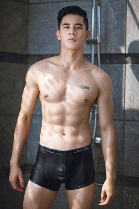 Choang vi body nhu luc si cua Ung Hoang Phuc va loat sao nam Viet - Anh 6