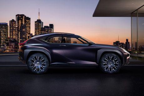 Lexus 'dap tra' BMW X2 voi crossover UX sieu hien dai - Anh 3