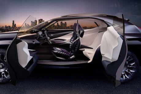 Lexus 'dap tra' BMW X2 voi crossover UX sieu hien dai - Anh 6