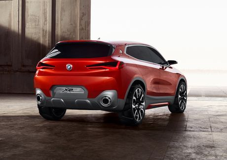 Crossover co nho BMW X2 'dau' Mercedes GLA co gi? - Anh 4