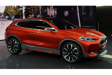 Crossover co nho BMW X2 'dau' Mercedes GLA co gi? - Anh 5