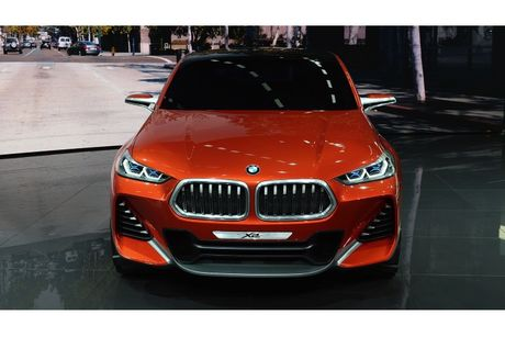 Crossover co nho BMW X2 'dau' Mercedes GLA co gi? - Anh 6