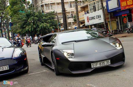Lamborghini Mucielago 'kich doc' cua Minh nhua ve tay chu moi - Anh 11