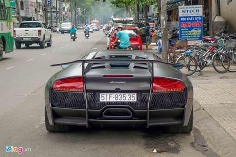 Lamborghini Mucielago 'kich doc' cua Minh nhua ve tay chu moi - Anh 3