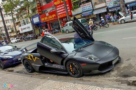 Lamborghini Mucielago 'kich doc' cua Minh nhua ve tay chu moi - Anh 5