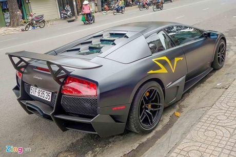 Lamborghini Mucielago 'kich doc' cua Minh nhua ve tay chu moi - Anh 6