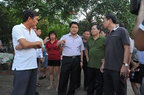 Ha Noi: Canh bao nguoi dan khong duoc vot ca chet o Ho Tay lam thuc pham - Anh 1
