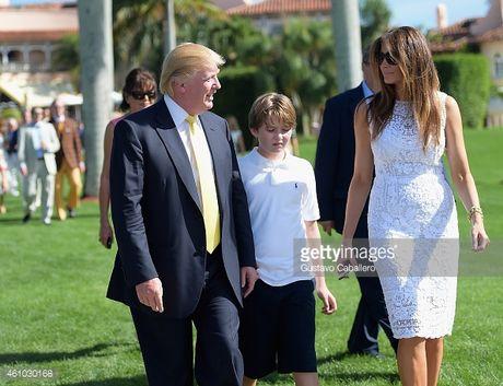 Hon nhan song gio cua ong Donald Trump - Anh 1