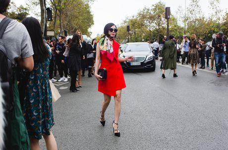 Dan fashionista Viet chat lu o Paris Fashion Week - Anh 4