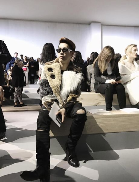 Dan fashionista Viet chat lu o Paris Fashion Week - Anh 6