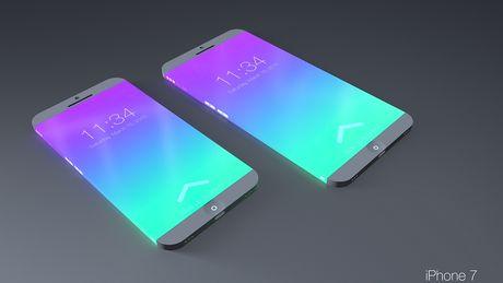Apple tang manh don hang san xuat linh kien iPhone 7 - Anh 1