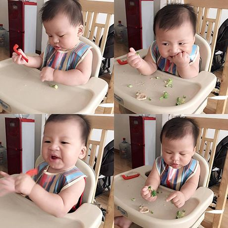 "Me be gai ""Thanh an"", me 9x quyet cho con an dam theo phuong phap tuong tu - Anh 3"