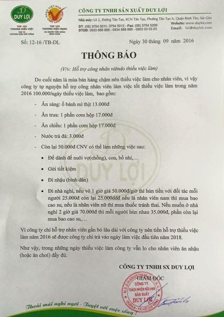 Vui noi khong voi van ban cua ong chu vong xep Duy Loi - Anh 1