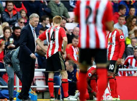 "Sunderland – West Brom: David Moyes sat ""gia treo co"" - Anh 2"