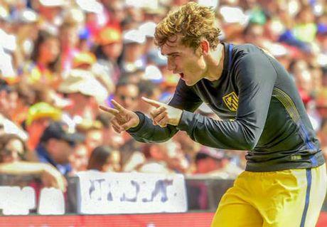 "Valencia - Atletico Madrid: Lai gap ""dop"" penalty - Anh 1"