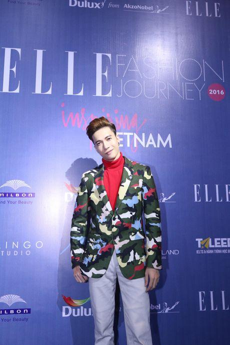 Dan Hoa hau, A hau 'do bo' tham do dem cuoi cua Elle Fashion Journey 2016 - Anh 13