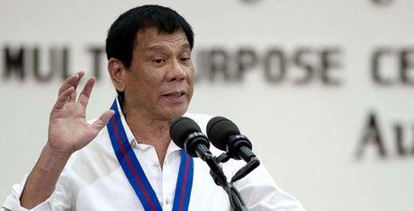 Duc trieu Dai su Philippines vi phat bieu cua Tong thong Duterte - Anh 1