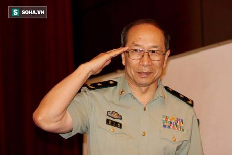 Thieu tuong Trung Quoc: Singapore phai tra gia! - Anh 2