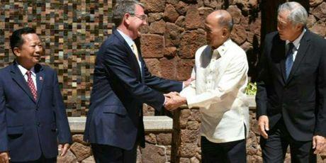 ASEAN, My day manh hop tac an ninh hang hai - Anh 1