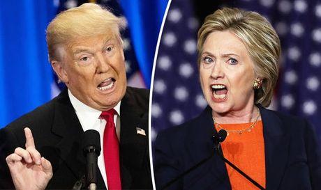 Donald Trump 'phan doi ket qua bau cu toi cung' neu Hillary Clinton gianh chien thang - Anh 1