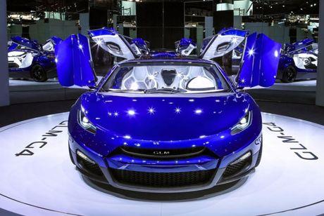 10 sieu xe an tuong nhat trien lam Paris Motor Show 2016 - Anh 10