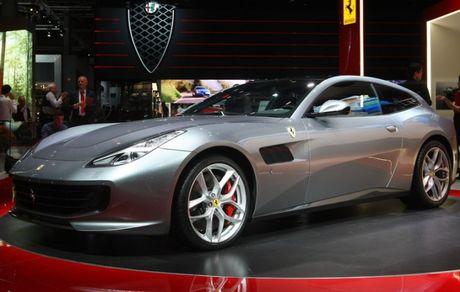 10 sieu xe an tuong nhat trien lam Paris Motor Show 2016 - Anh 4