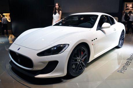 10 sieu xe an tuong nhat trien lam Paris Motor Show 2016 - Anh 5