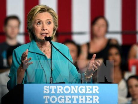 Clinton lay tien tu dau de tranh cu tong thong My? - Anh 1