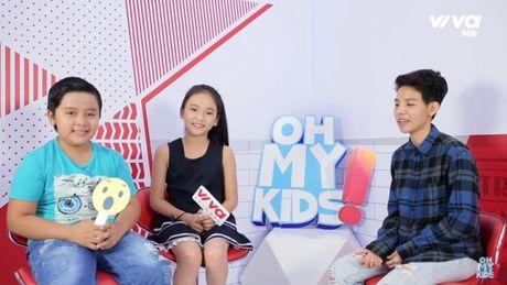 Oh My Kids! #3: Vu Cat Tuong trong mat tro cung dac biet nhu the nao? - Anh 1
