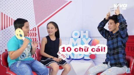 Oh My Kids! #3: Vu Cat Tuong trong mat tro cung dac biet nhu the nao? - Anh 4