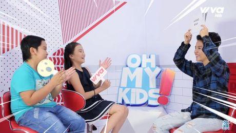 Oh My Kids! #3: Vu Cat Tuong trong mat tro cung dac biet nhu the nao? - Anh 9