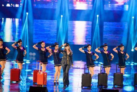 Liveshow 12 ty Dam Vinh Hung: Nhu dang lac vao thien duong giai tri Las Vegas! - Anh 16