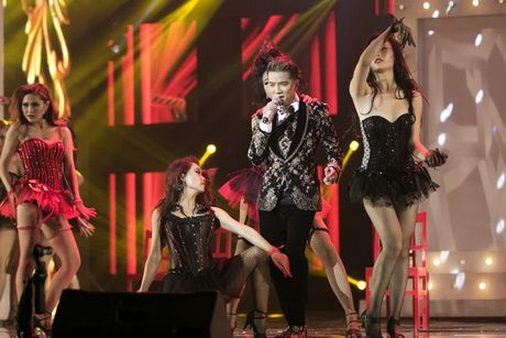 Liveshow 12 ty Dam Vinh Hung: Nhu dang lac vao thien duong giai tri Las Vegas! - Anh 4