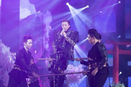 Liveshow 12 ty Dam Vinh Hung: Nhu dang lac vao thien duong giai tri Las Vegas! - Anh 9