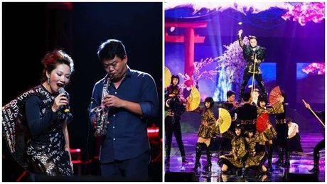 Ha Tran hat Tran Tien - Diamond Show: Hai dem nhac, mot goc nhin - Anh 1