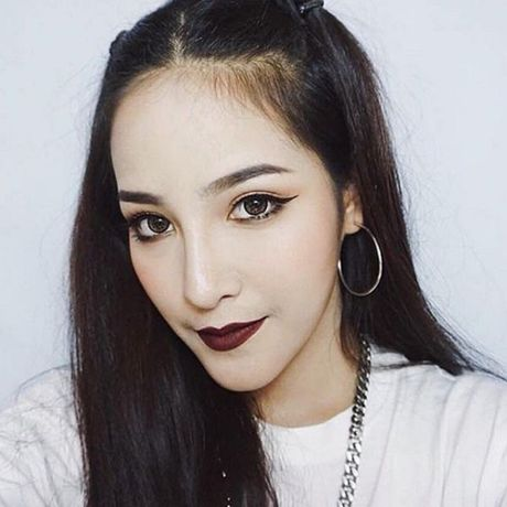 Trang diem 'mat dam, moi tham' quyen ru cho co nang noi loan - Anh 1