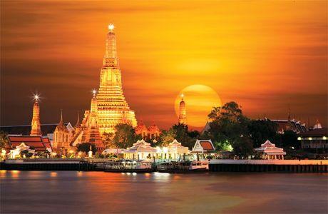 Luc hap dan cua Bangkok - Anh 1