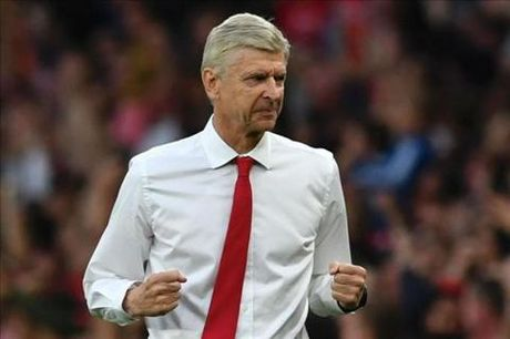 Tiet lo: M.U tung muon Wenger thay the Ferguson - Anh 1