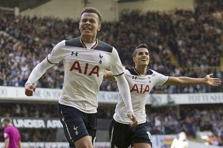 Du am Tottenham 2-0 Man City: Qua roi thoi nem mat nam gai! - Anh 1