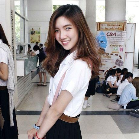 Loat anh: Gai Thai xinh that, co mot ngoi truong ma nu sinh nao cung xinh! - Anh 15