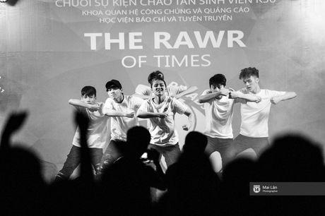 The Rawr of Times: Mot dem da hoi sieu chat, sieu vui cua 'nam thanh nu tu ' truong Bao - Anh 10